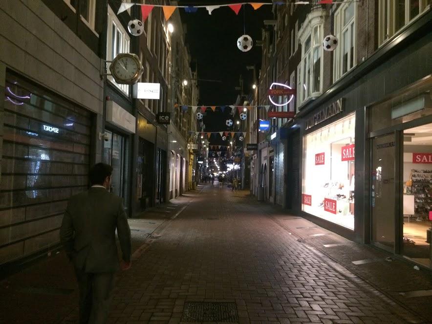 Corey Padveen Street of Amsterdam