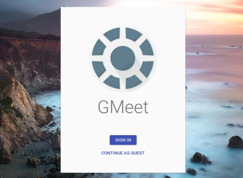 Google launching gmeet