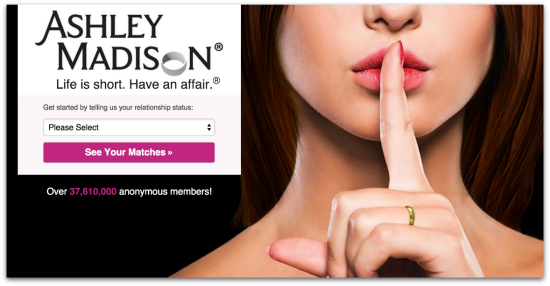 Ashley Madison's data breach
