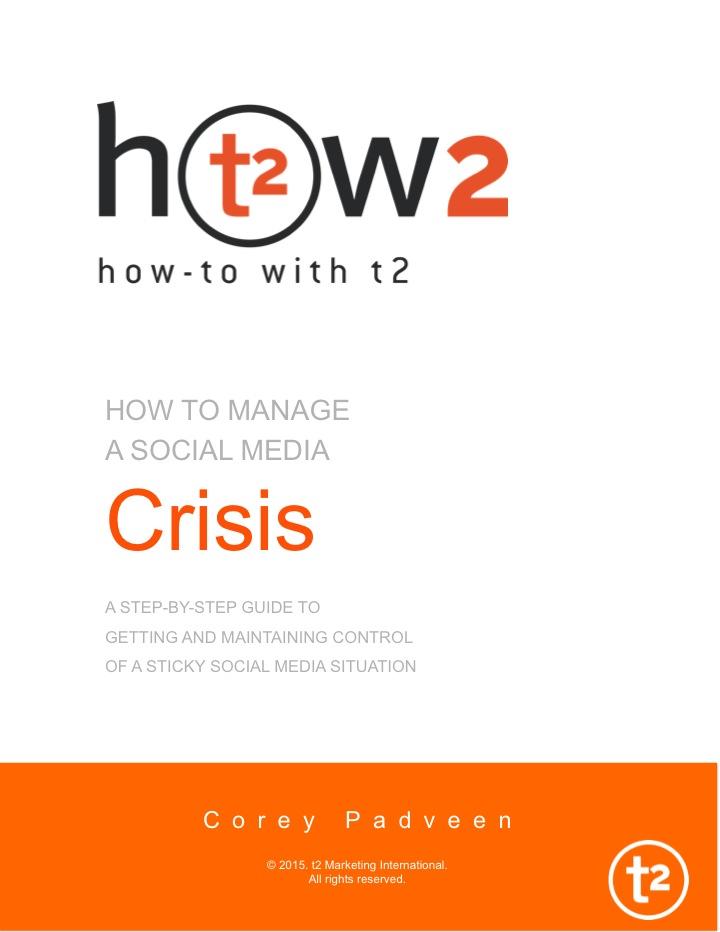 Manage a Social Media Crisis