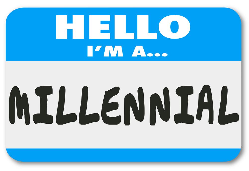 Problem with marketing to millennials