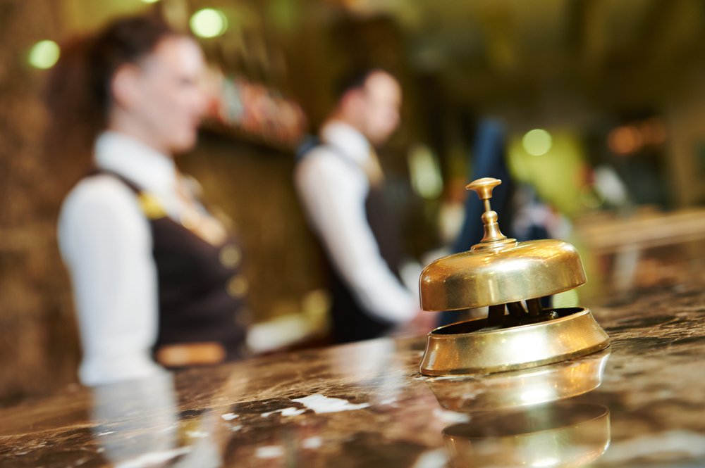 Hotel Check In Customer Experience